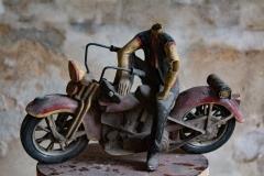 langeland-motorcyklist