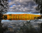 Efterår ved Slåensø