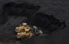 coal-black