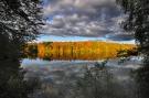 Efterår ved slåensøen