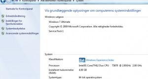Visning af RAW filer i Windows 7