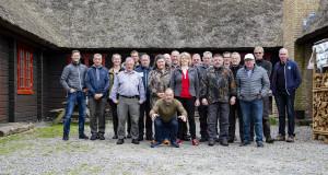 Fototur til Bjælkegården 20-22-04-2018 .