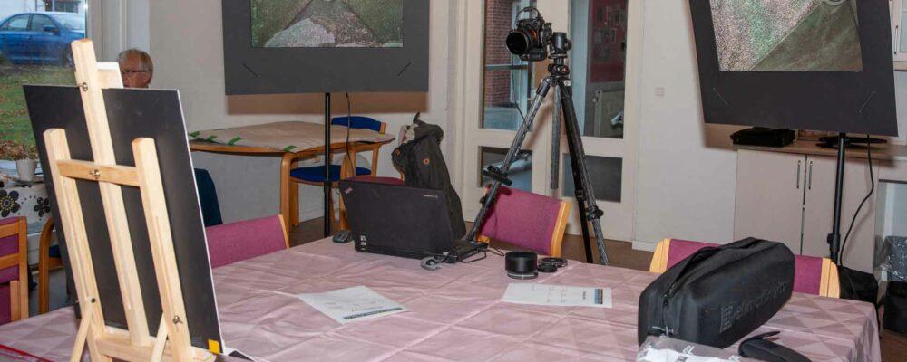 Teknikken bag Bernts: Fotografering af reflekterende emner