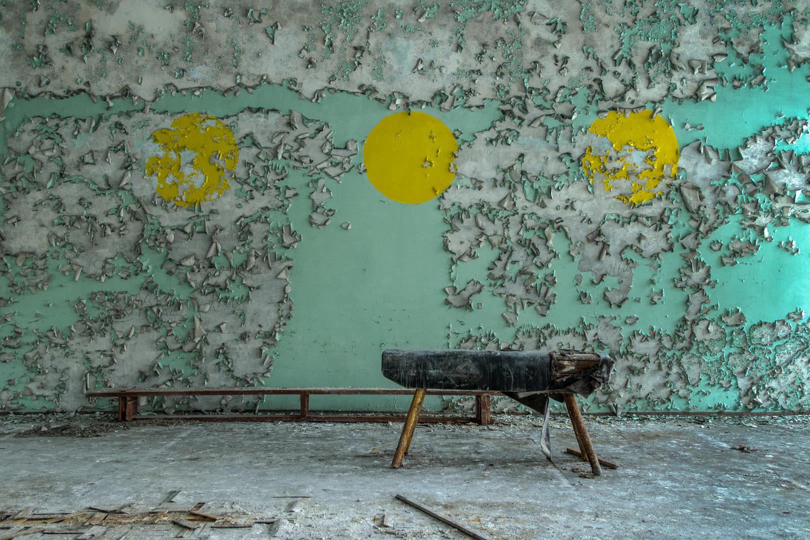 Plint - Gym in Tjernobyl
